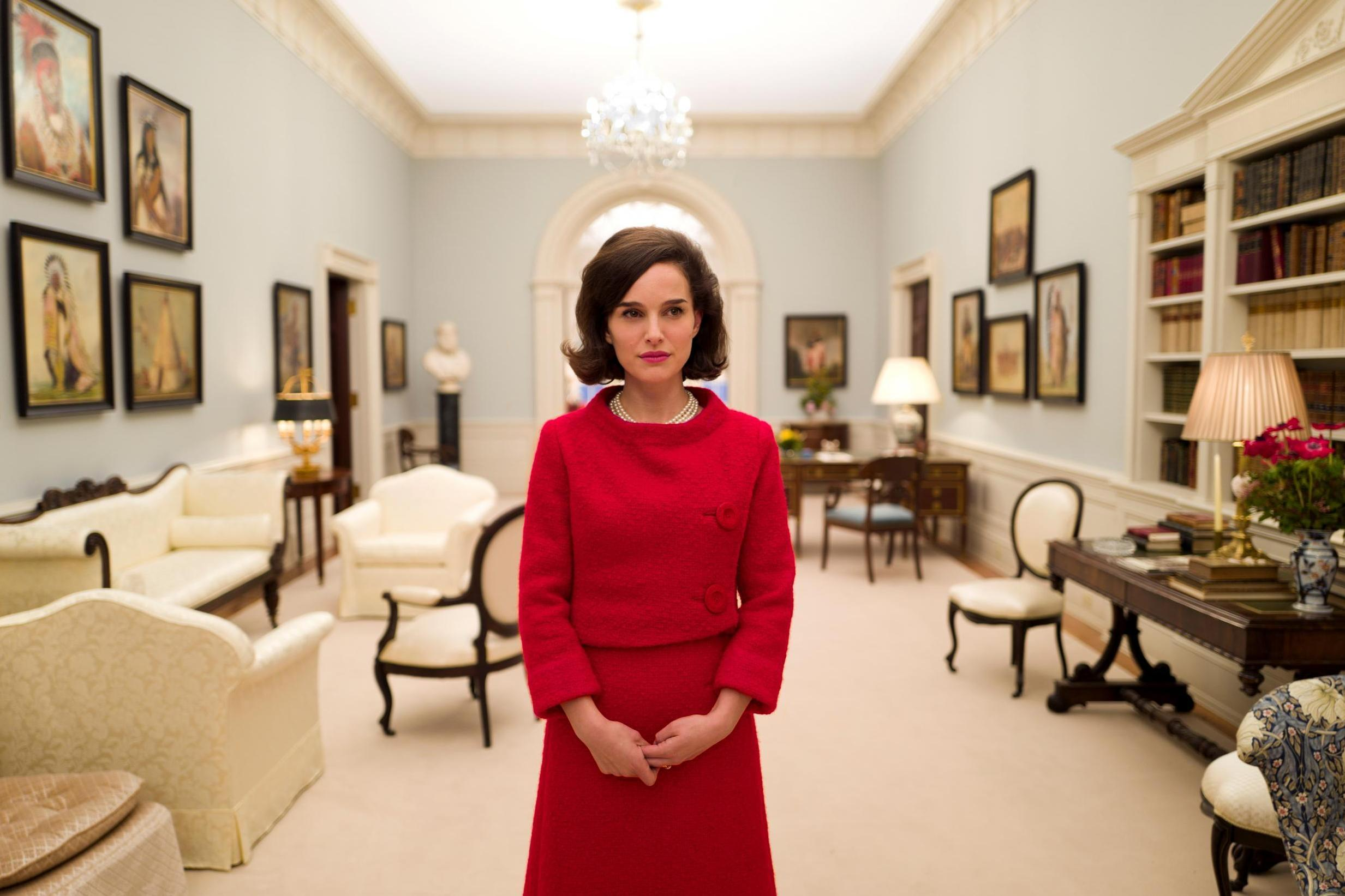 <b>OUT TODAY: JACKIE...</b>