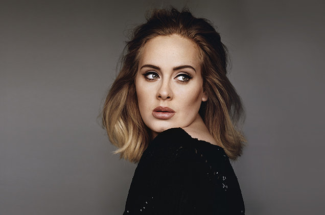 <b>ADELE ANNOUNCES LOND...</b>