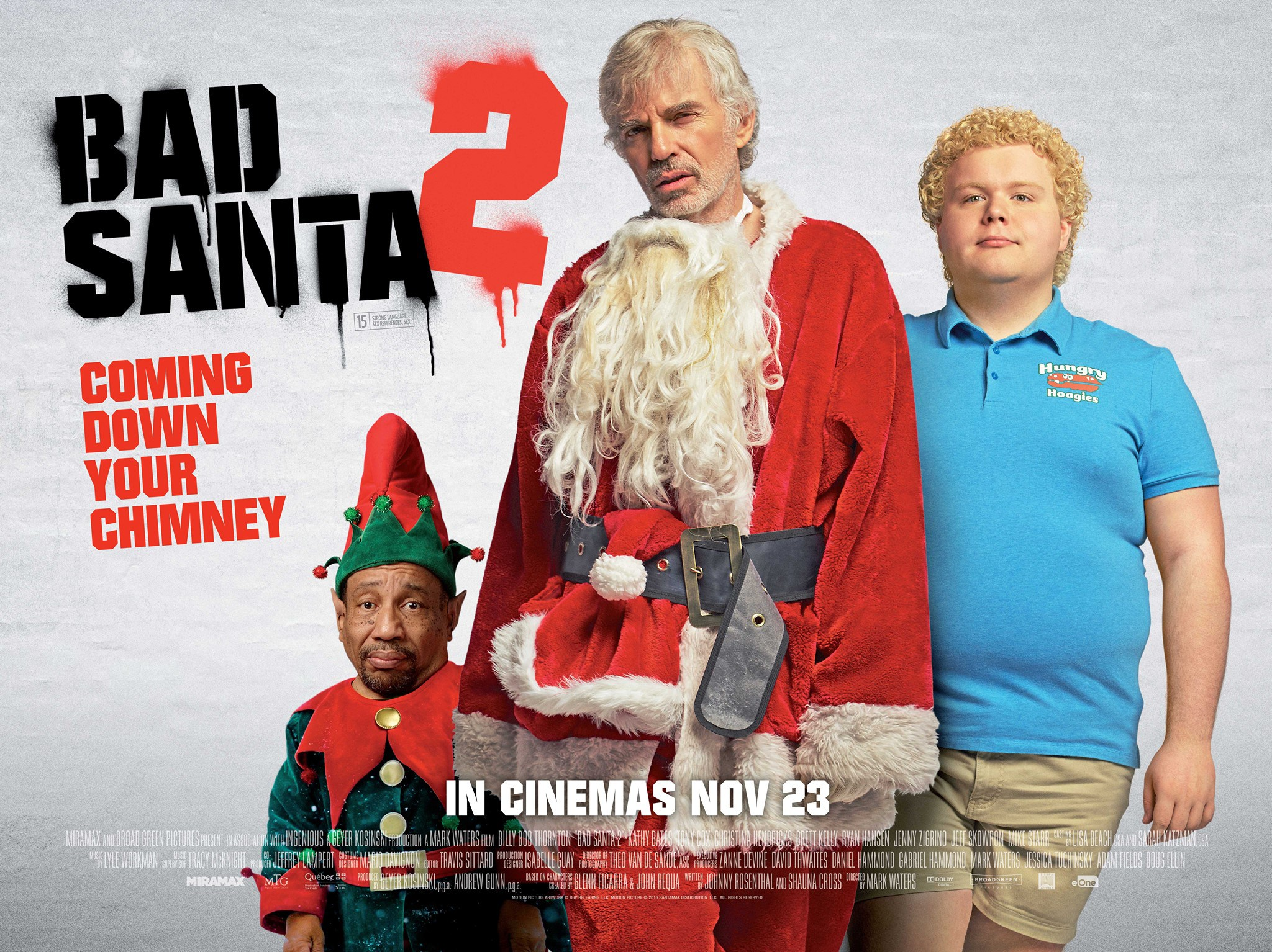 film review bad santa 2 beauty and the dirt