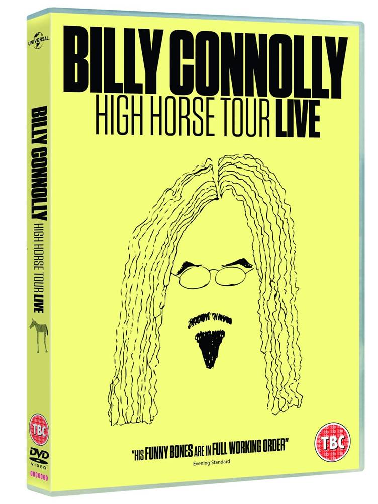 <b>BILLY CONNOLLY: HIGH...</b>