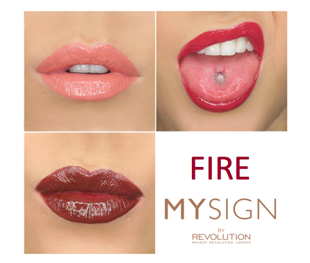 Fire Lip Set Branded