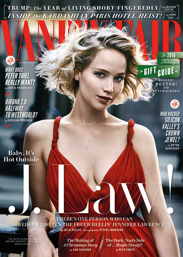 <b>JENNIFER LAWRENCE OF...</b>