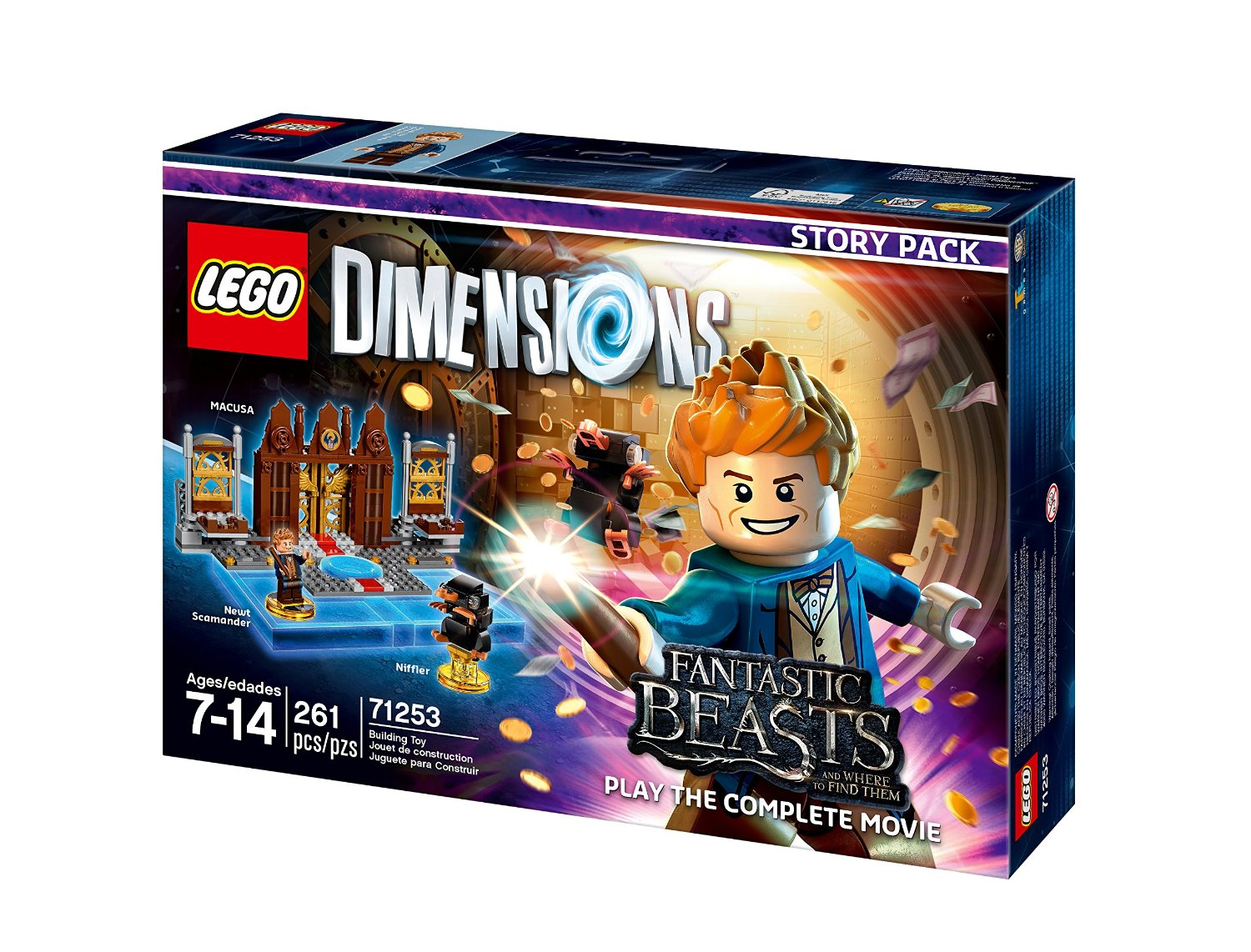 <b>NEW LEGO DIMENSIONS ...</b>