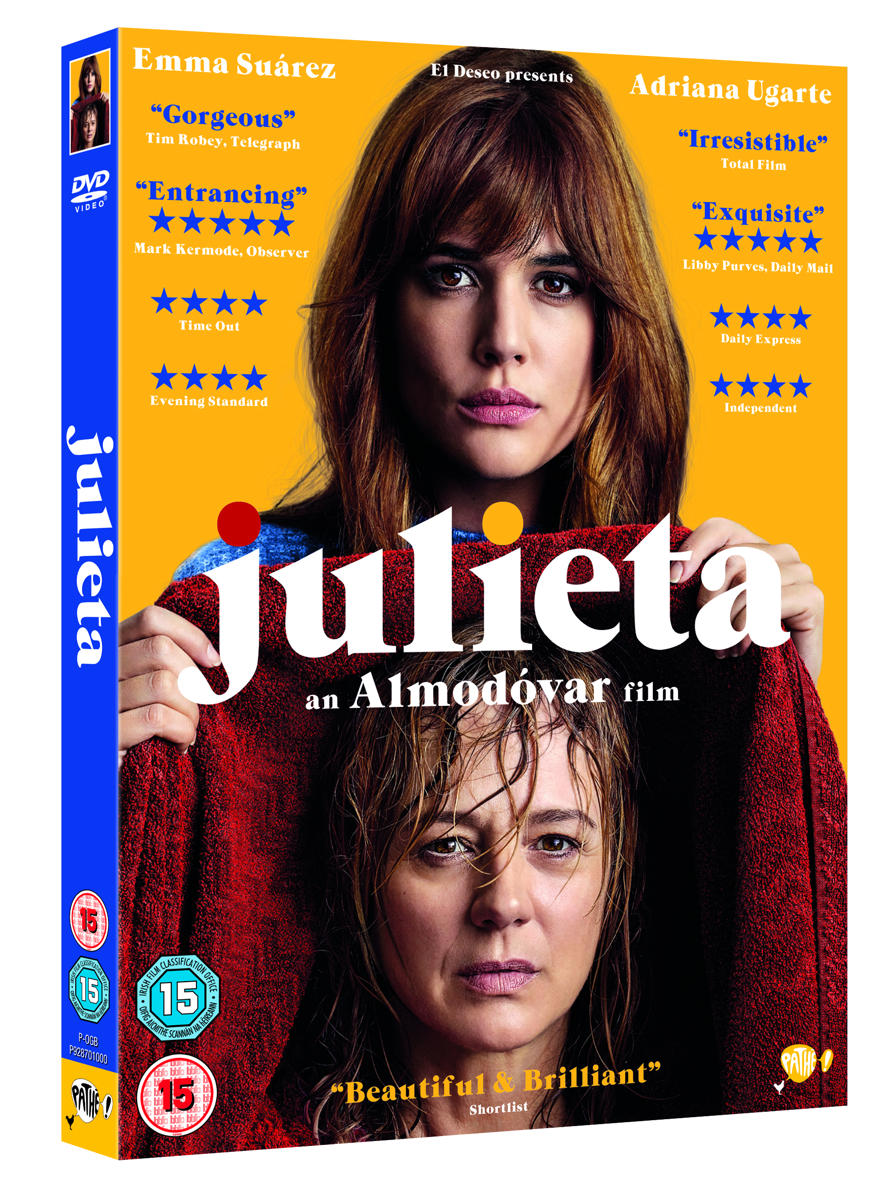 <b>WIN! JULIETA ON DVD!...</b>