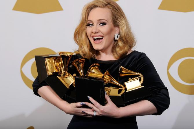 <b>2016 GRAMMY NOMINATI...</b>