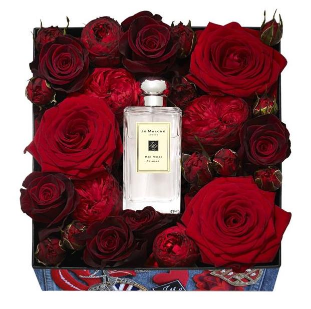 Jo Malone Valentine's Day Floral Box