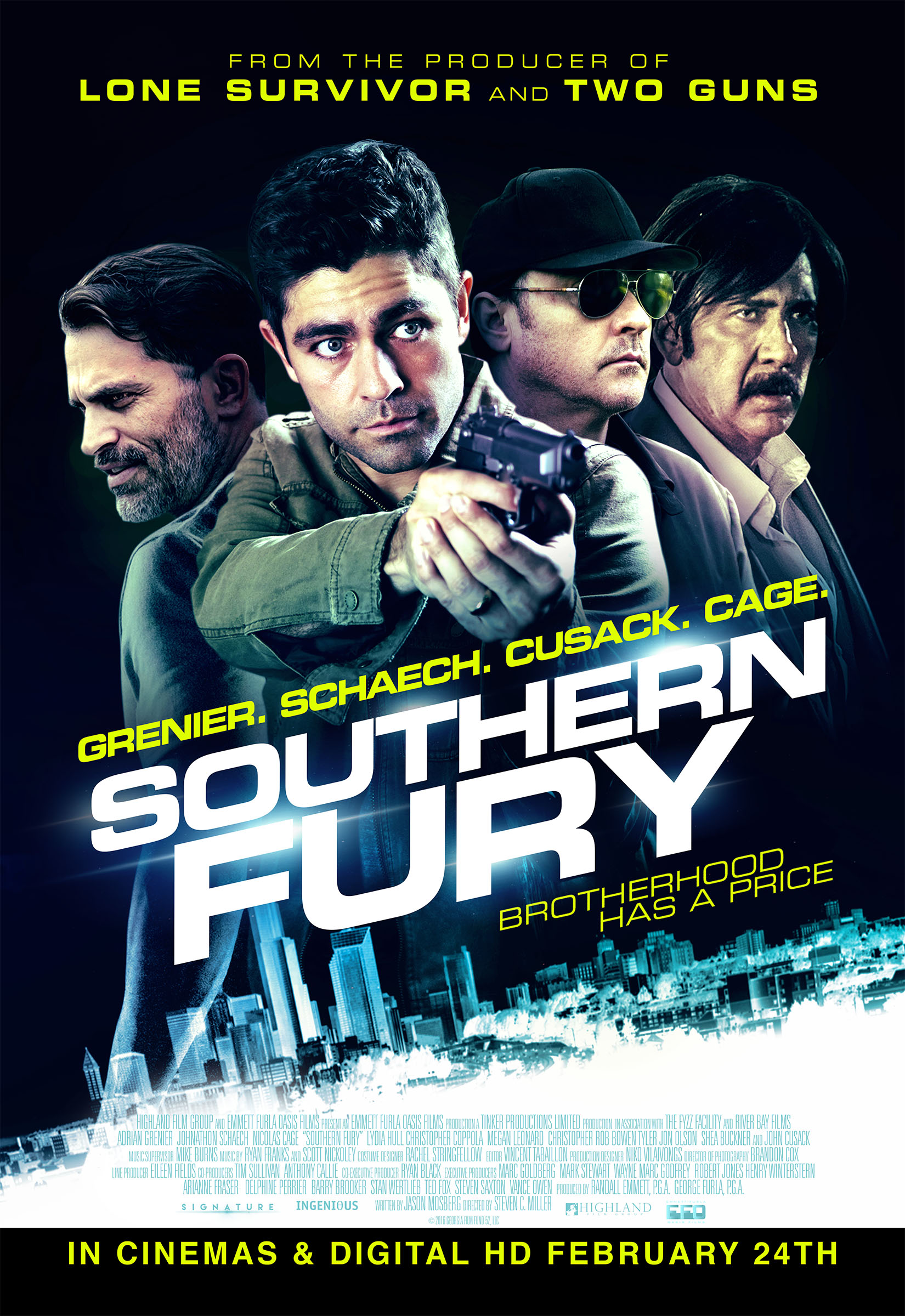 <b>OUT SOON: SOUTHERN F...</b>