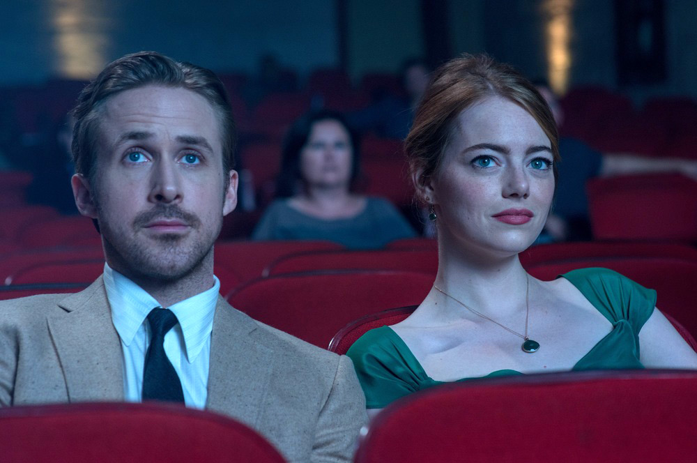 Ryan Gosling & Emma Stone nominated for Golden Globe