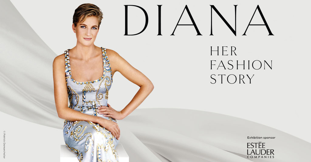 <b>DIANA: HER FASHION S...</b>