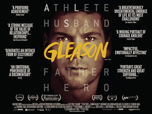 <b>OUT FRIDAY: GLEASON ...</b>