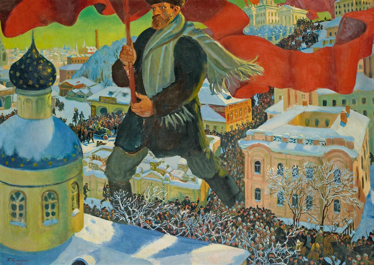 <b>REVOLUTION - RUSSIAN...</b>