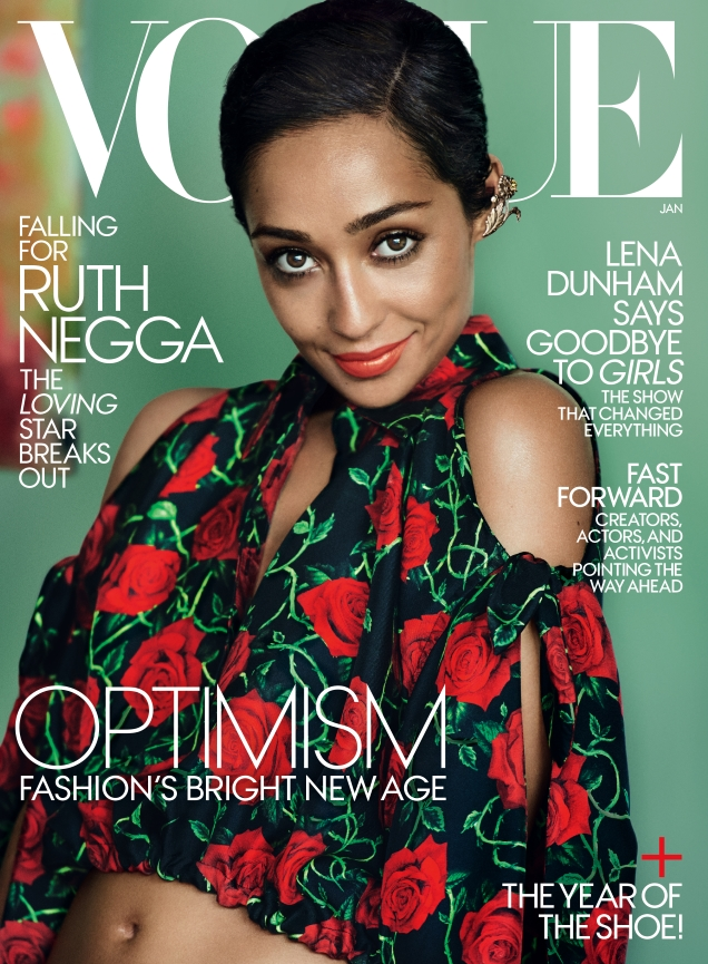 <b>VOGUE COVER FOR RUTH...</b>