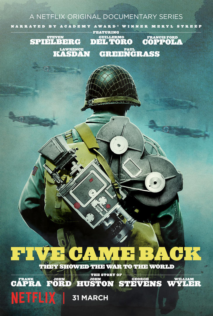 <b>NEW TRAILER: FIVE CA...</b>