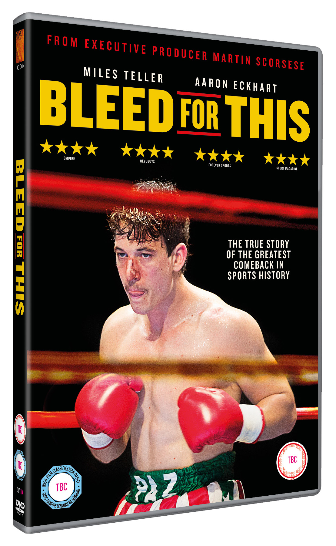 <b>WIN! BLEED FOR THIS ...</b>