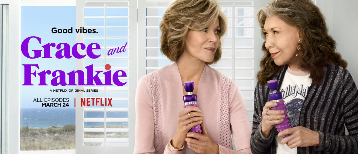 <b>GRACE AND FRANKIE SE...</b>