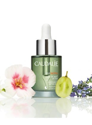 Caudalie Overnight Detox Oil £40