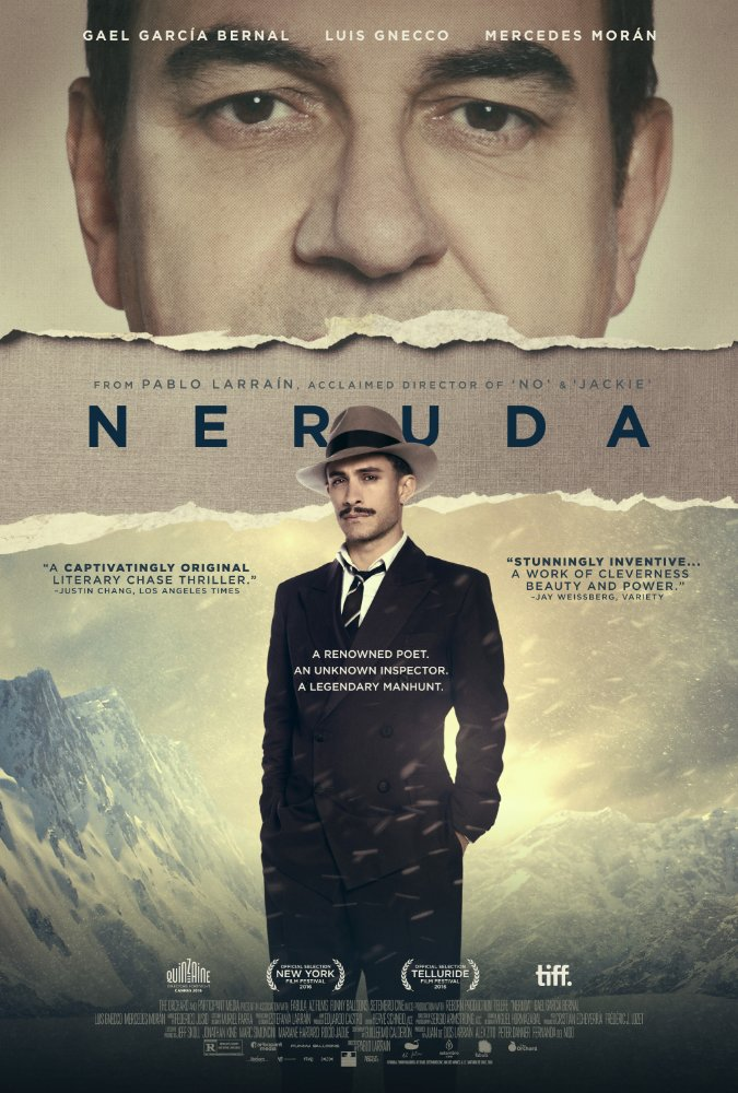 <b>OUT ON DVD: NERUDA...</b>
