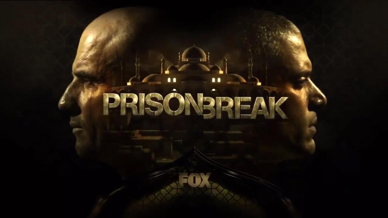 <b>PRISON BREAK SEASON ...</b>