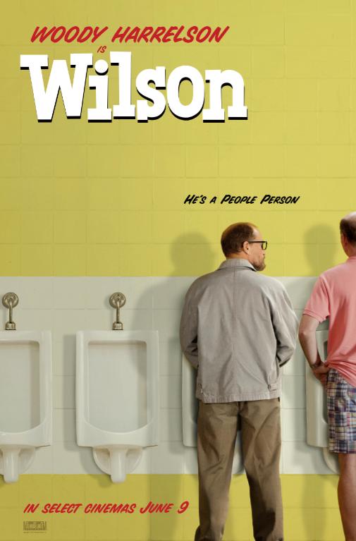 <b>NEW TRAILER: WILSON...</b>