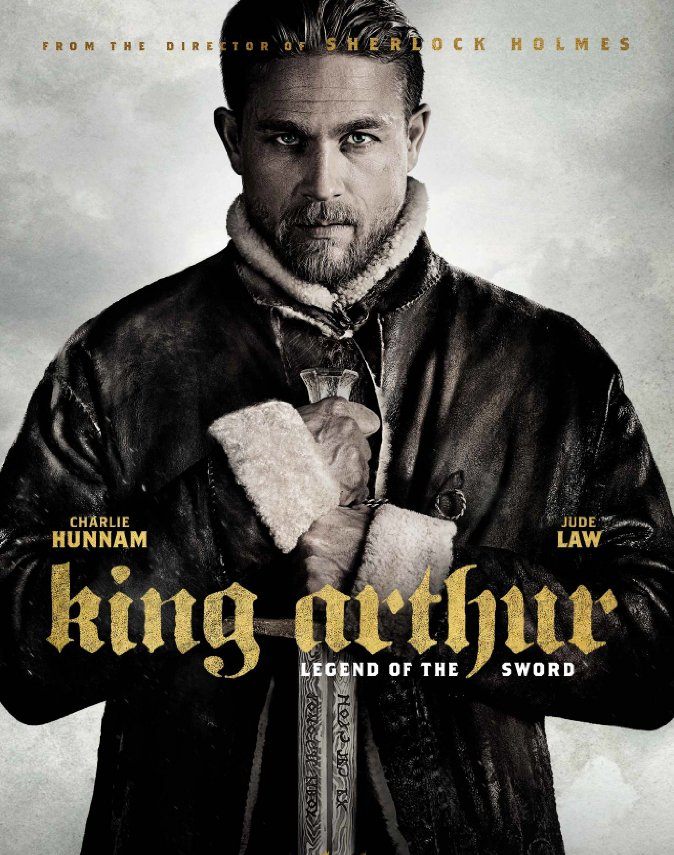 <b>KING ARTHUR: LEGEND ...</b>