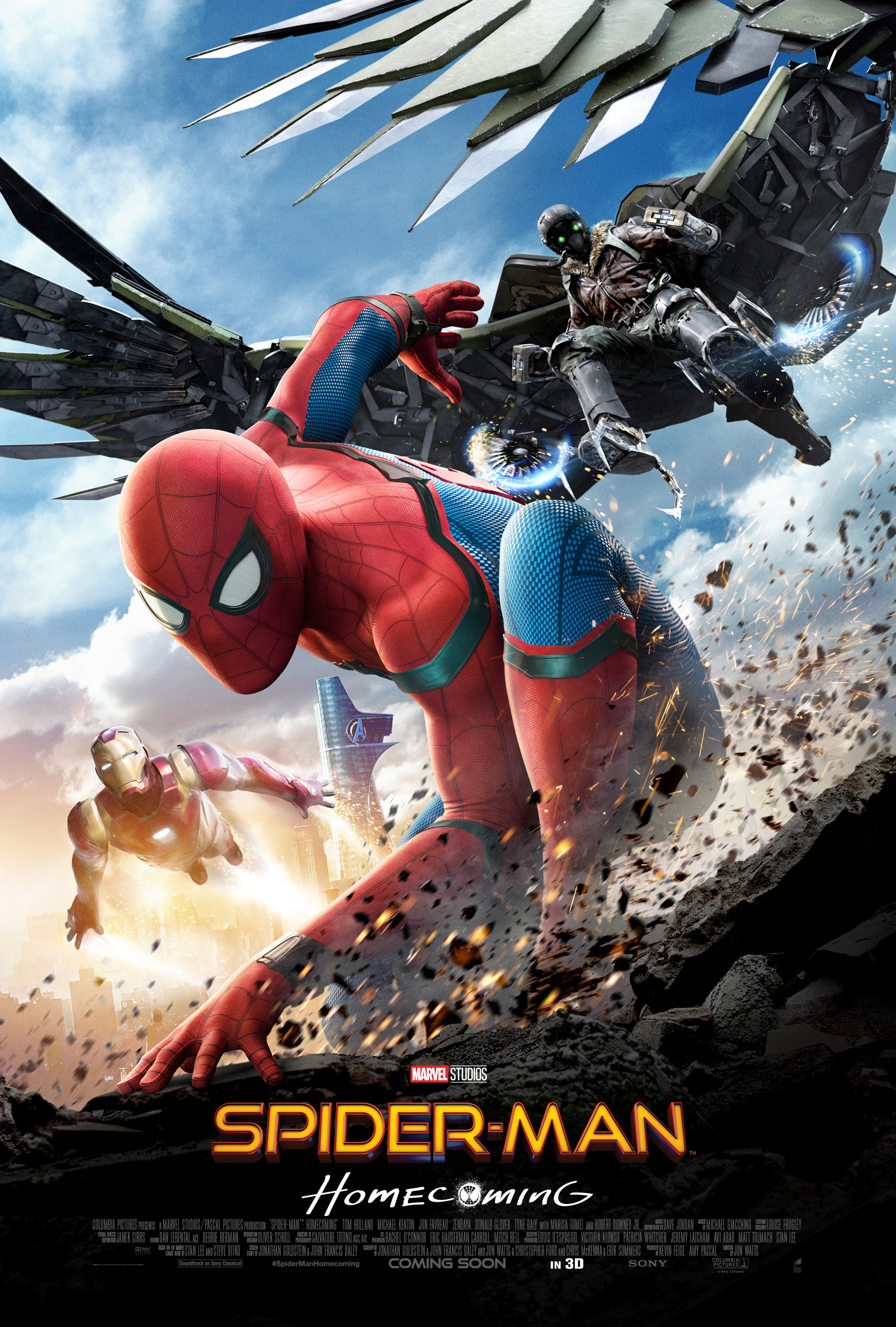 <b>NEW TRAILER: SPIDER-...</b>