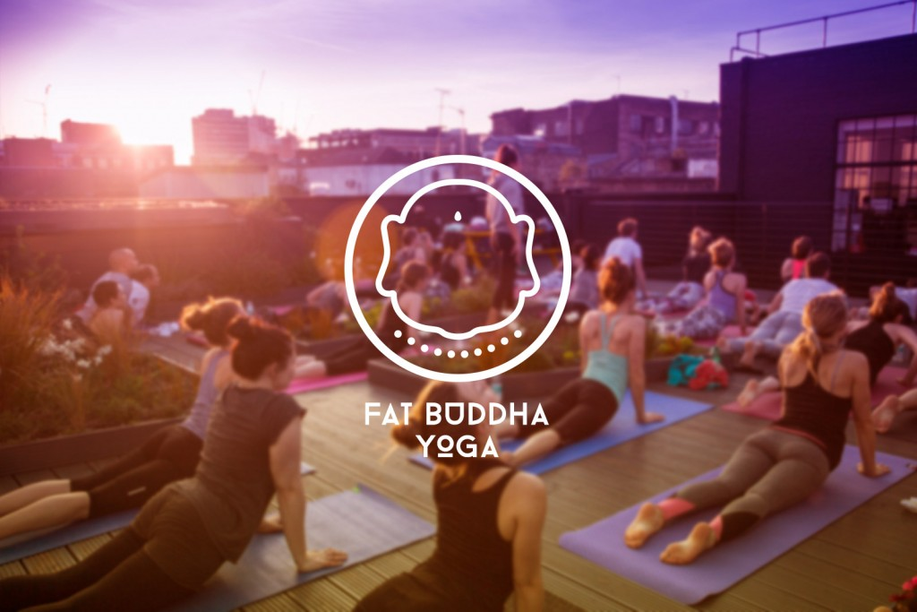 <b>FAT BUDDHA YOGA ROOF...</b>