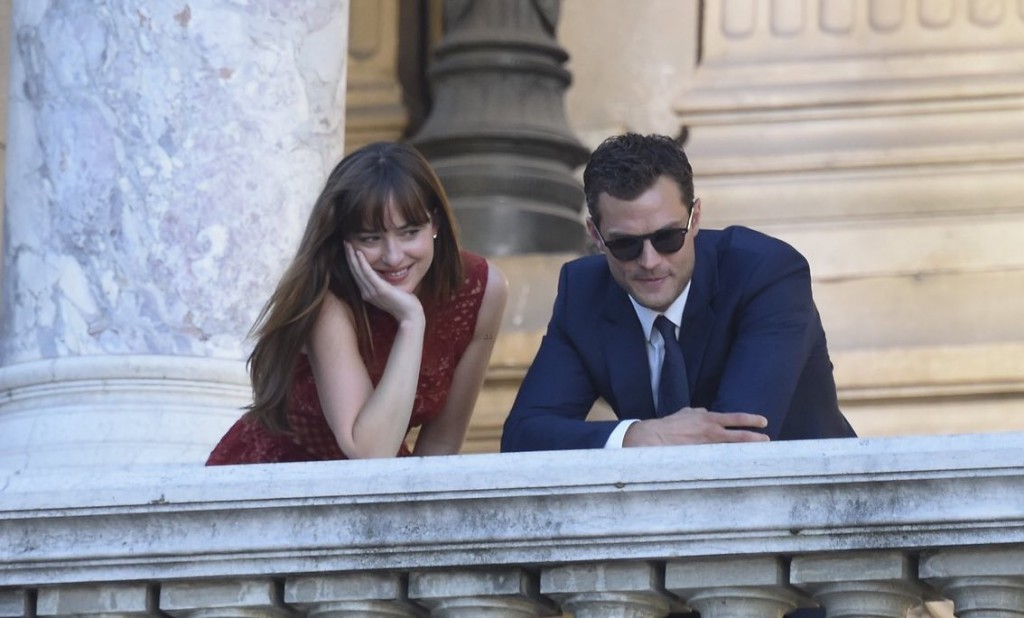 FIFTY SHADES FREED TEASER Beauty And The Dirt