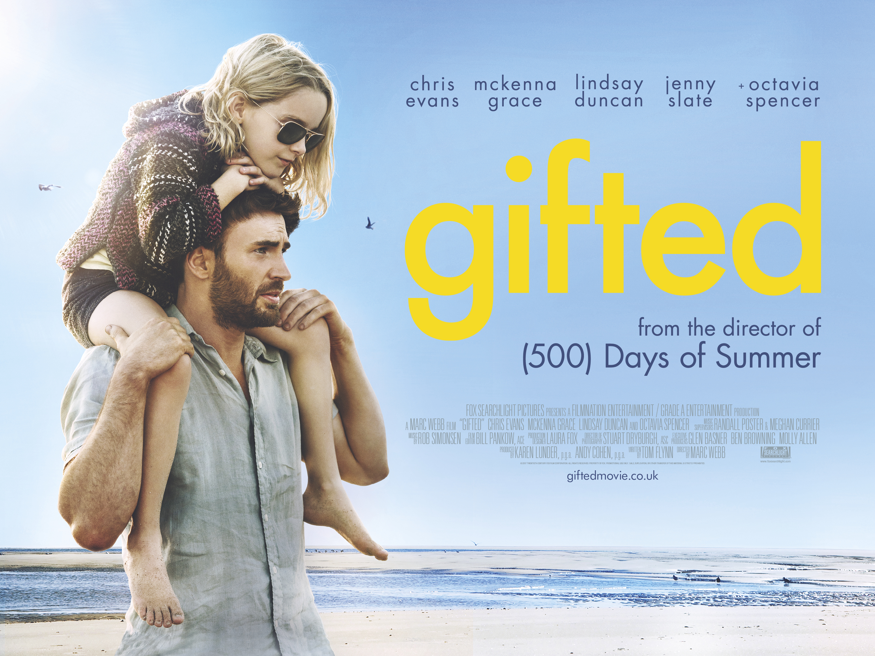 <b>OUT SOON: GIFTED...</b>