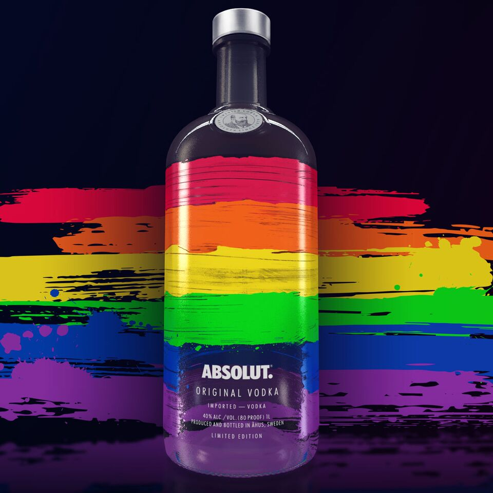 <b>ABSOLUT VODKA: LIMIT...</b>