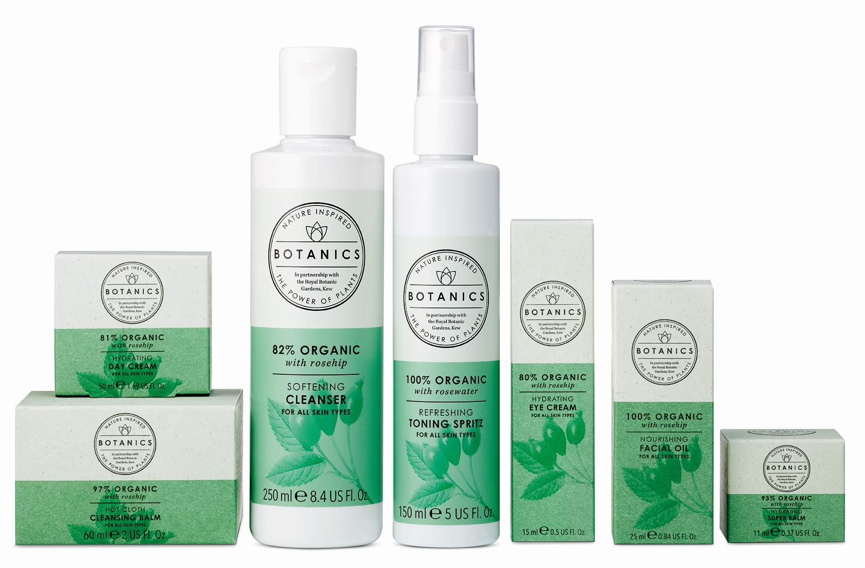 boots botanics skincare and the dirt