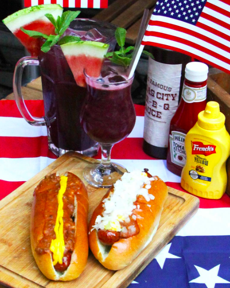 The Red Dog Saloon in Hoxton is having an Independence Day party