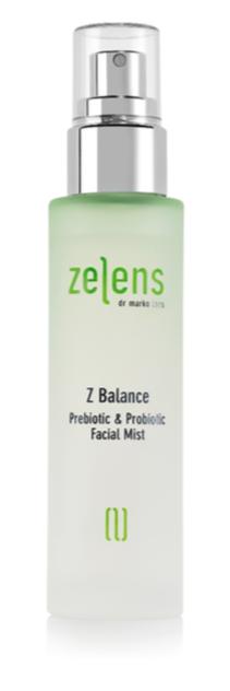 Zelens Z BALANCE Prebiotic and Probiotic Facial Mist