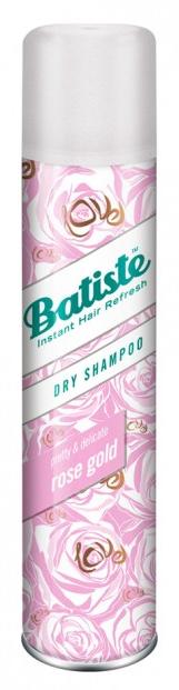 Batiste Rose Gold Dry Shampoo (200ML £2.99 & 400ML £4.99)