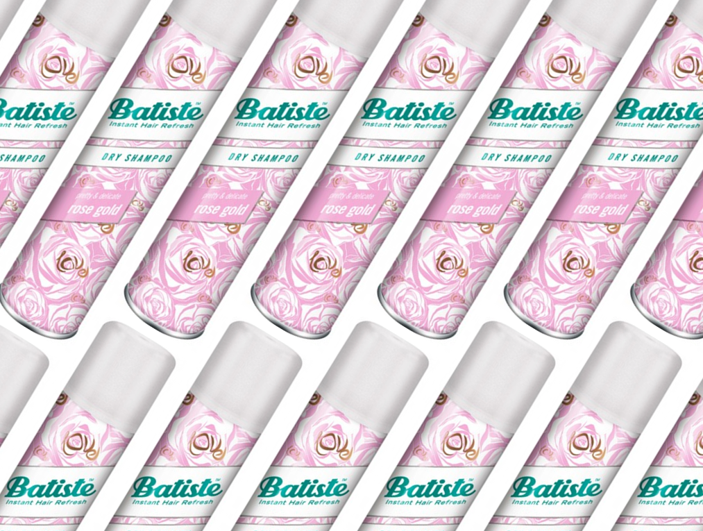 <b>NEW BATISTE ROSE GOL...</b>