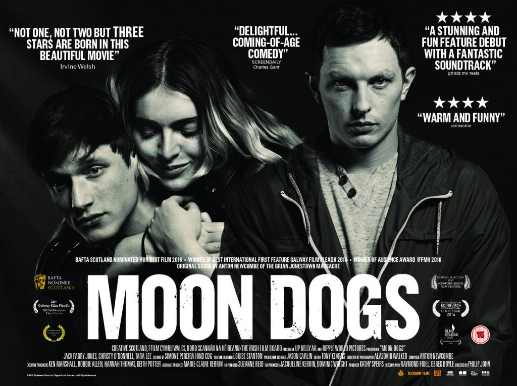 <b>OUT SOON: MOON DOGS...</b>