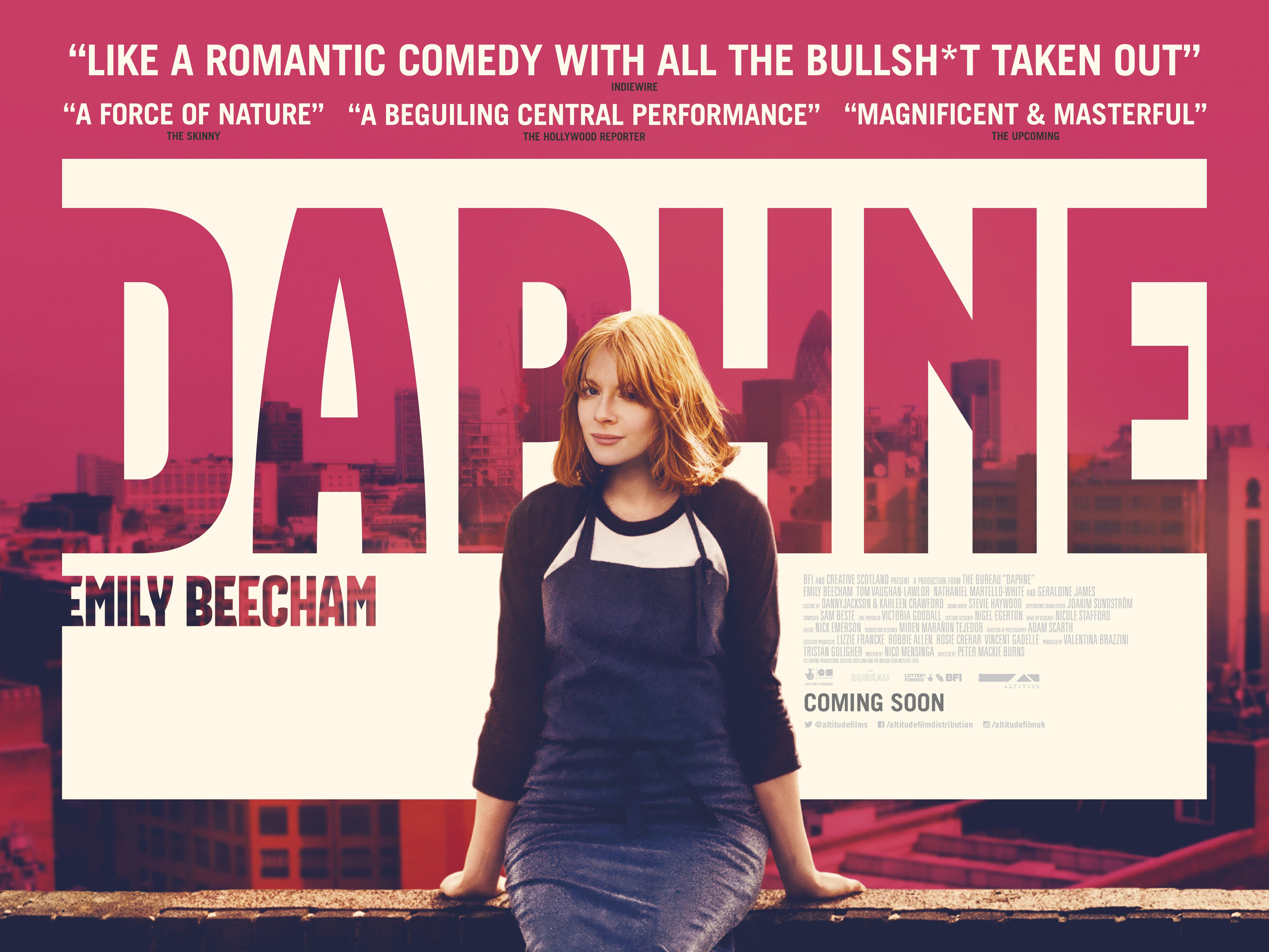 <b>OUT SOON: DAPHNE...</b>