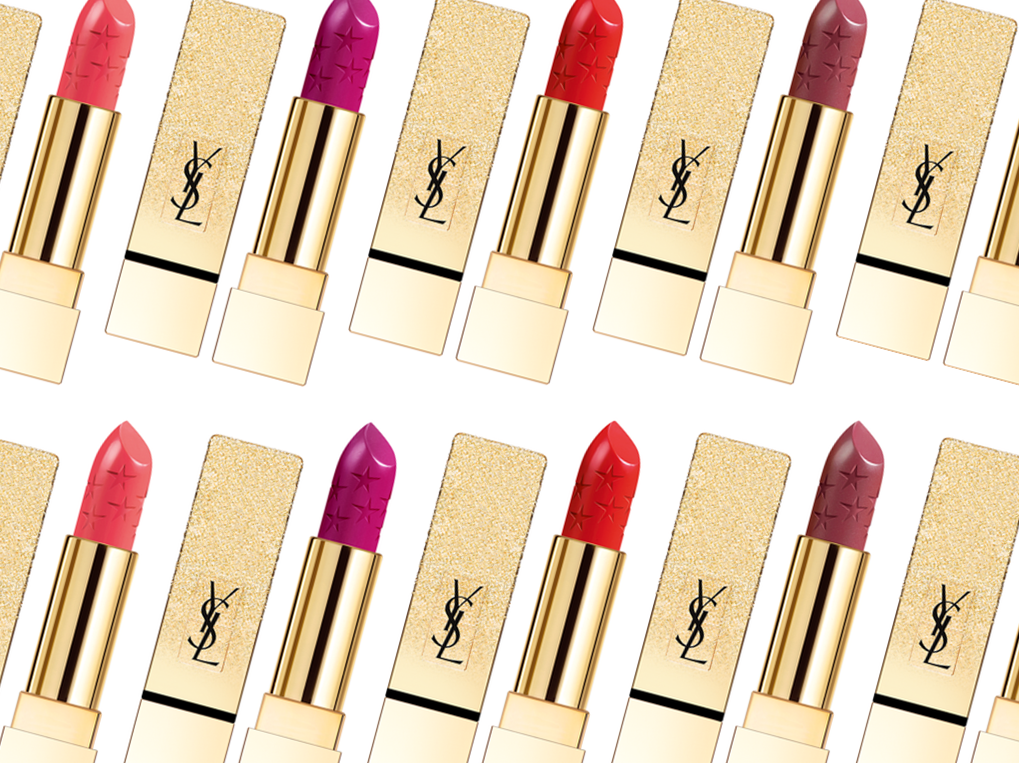 <b>YSL ROUGE PUR COUTUR...</b>