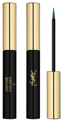 YSL Couture Eyeliner in Green