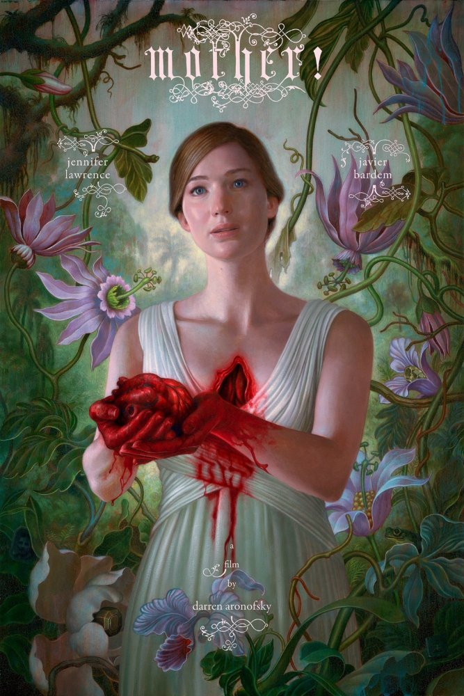 <b>NEW TRAILER: MOTHER!...</b>