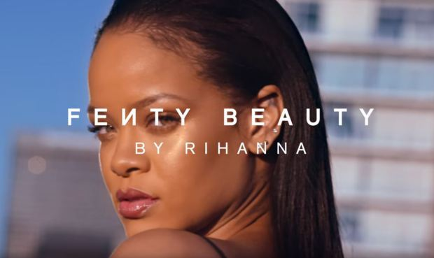 <b>FENTY BEAUTY LAUNCHE...</b>