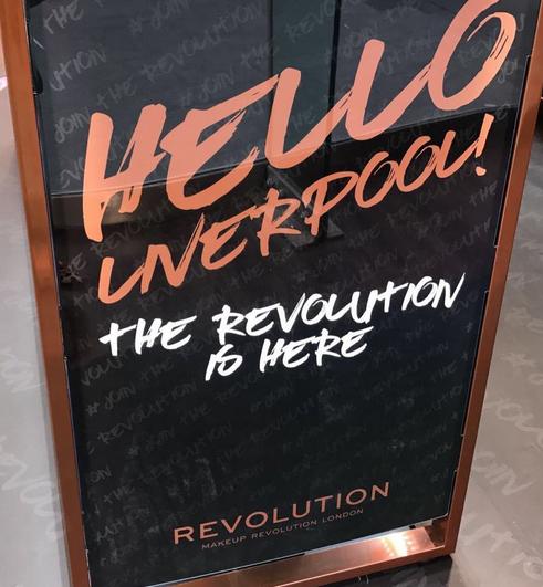 <b>MAKEUP REVOLUTION'S ...</b>