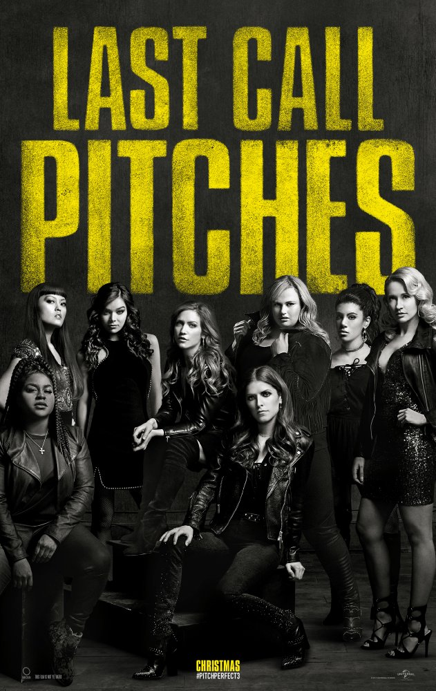 <b>NEW PITCH PERFECT 3 ...</b>