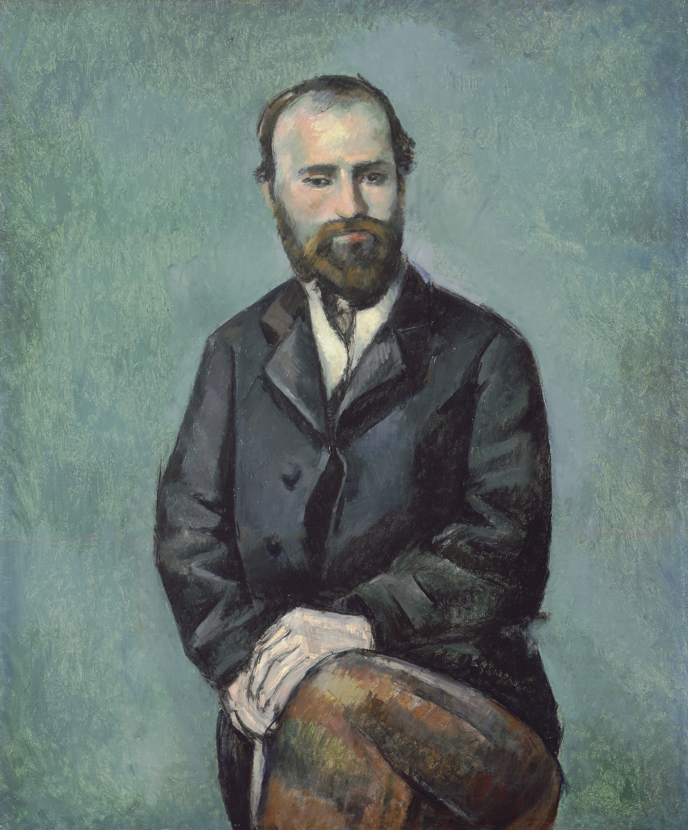 <b>CEZANNE PORTRAITS AT...</b>