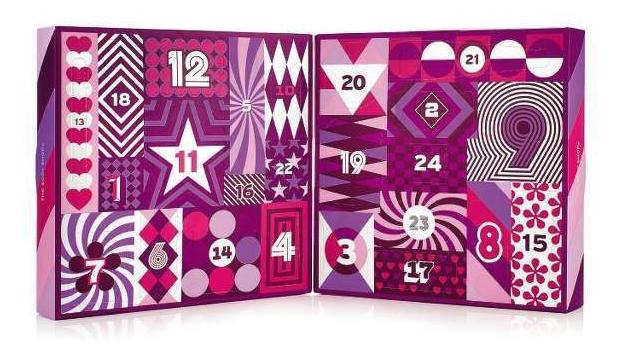 The Body Shop Advent Calendar £45