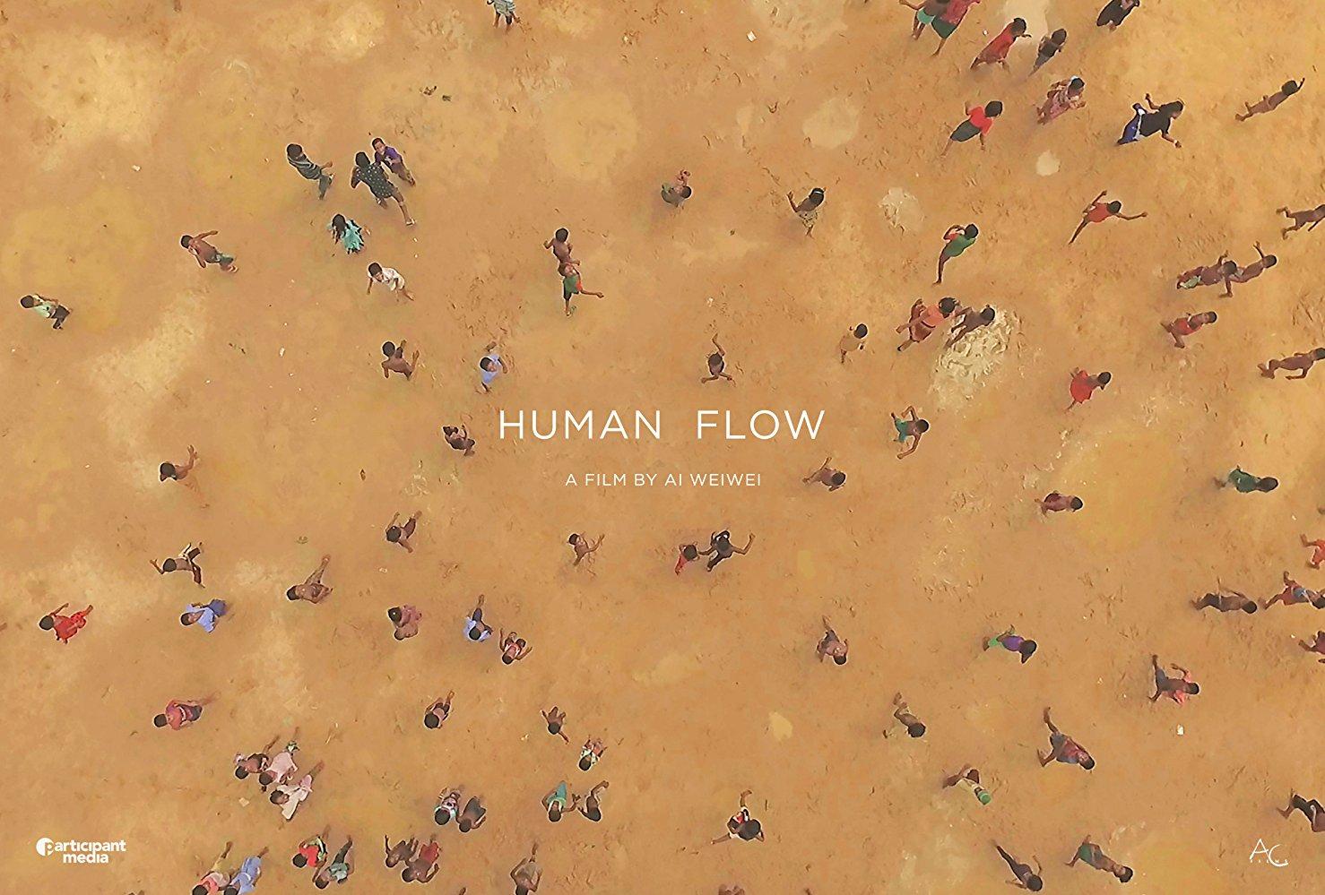 <b>HUMAN FLOW TRAILER...</b>
