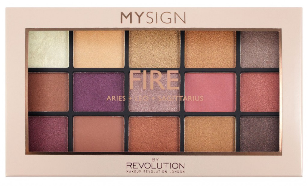 MYSIGN Fire Palette (£6)