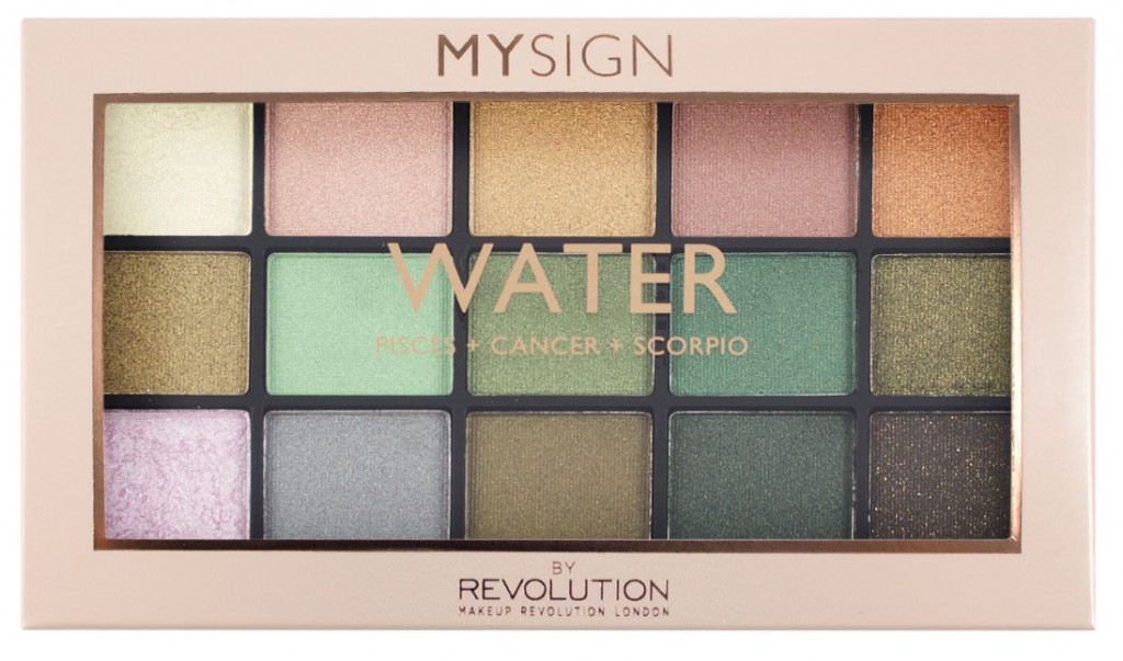 MYSIGN Water Palette (£6)