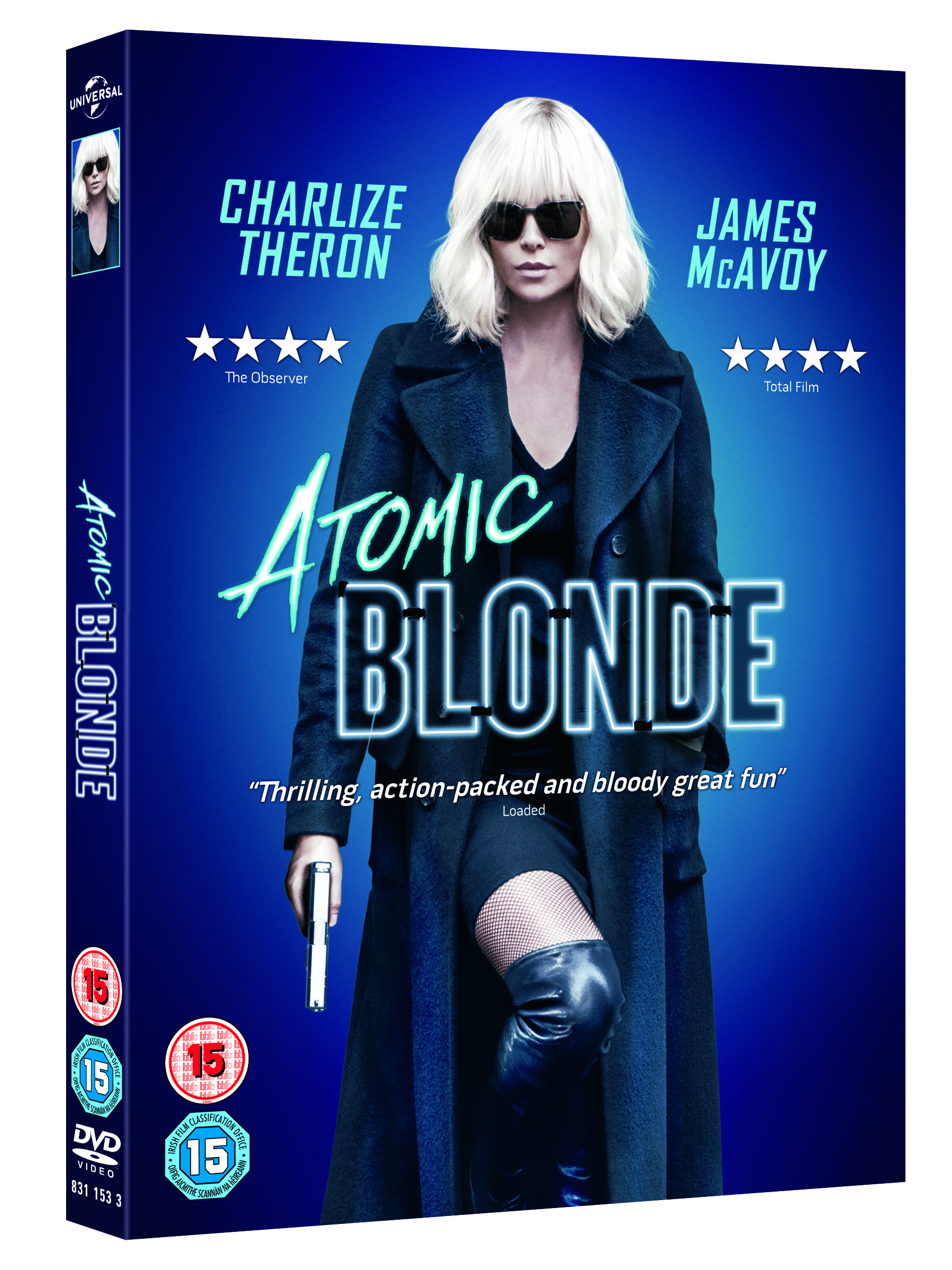 <b>WIN! ATOMIC BLONDE O...</b>