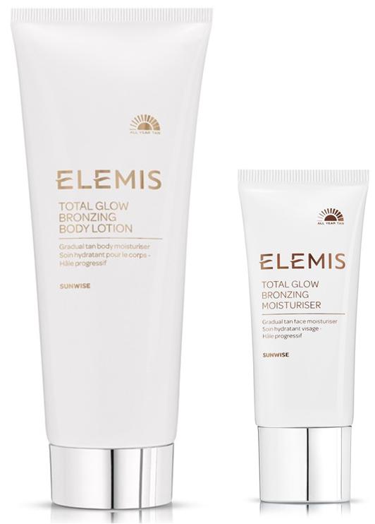 Elemis body and face gradual tan moisturiser