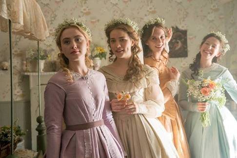 <b>LITTLE WOMEN TRAILER...</b>